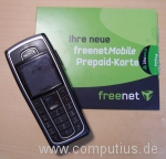 Handy mit freenetMobile Prepaid-Karte