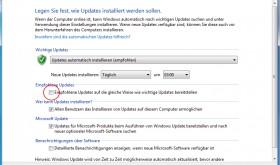 Windows 10 – von Microsoft Empfohlen